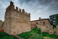 Bentivoglio, Bologna, emilia, Włochy Zdjęcia Royalty Free