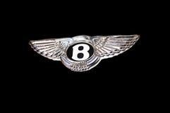 bentley徽标 免版税库存图片