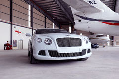 Bentley汽车 库存图片