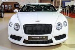 Bentley континентальный GT V8. Стоковые Изображения