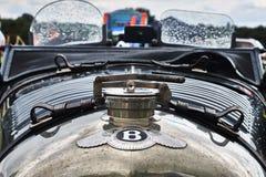Bentley Ли укомплектовывает личным составом гонку Serie Стоковое Изображение RF