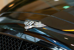 Bentley Royalty Free Stock Photo