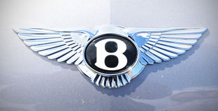 Bentley Fotografia de Stock Royalty Free