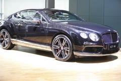 Bentley imagem de stock royalty free