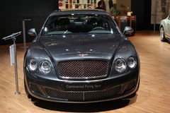 Bentley on 64rd IAA Stock Image