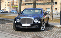 bentley Imagem de Stock Royalty Free
