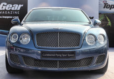 Bentley Auto lizenzfreie stockfotografie