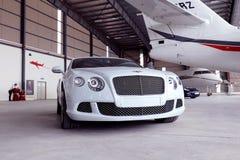 Bentley Auto Stockbilder