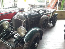 Bentley Auto Stockbilder