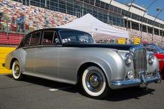 1960 Bentley Automobile Royalty Free Stock Photo