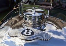 Bentley badge Royalty Free Stock Photography