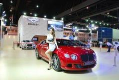 Bentley Stock Image
