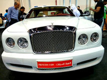 Bentley Brooklands Stock Image