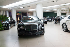 Bentley cars for sale Royalty Free Stock Image