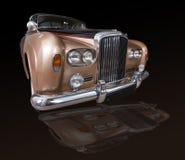 Bentley collector car Stock Photos