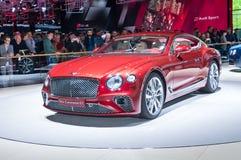 Bentley Continentaal GT royalty-vrije stock foto's