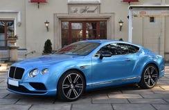 Bentley Continentaal GT stock fotografie
