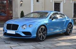 Bentley Continentaal GT royalty-vrije stock fotografie