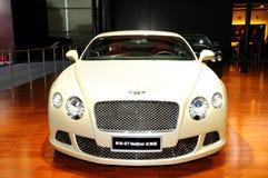 Bentley Continentaal GT Mulliner Royalty-vrije Stock Foto's