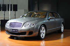 Bentley Continental Flying Spur Royalty Free Stock Photography