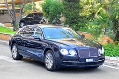 Bentley Continental Flying Spur Stock Photography