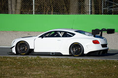 Bentley Continental GT3 Blancpain Series 2015 Royalty Free Stock Images