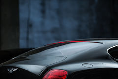 Bentley Continental GT Coupe Royalty Free Stock Images