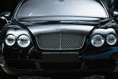 Bentley Continental GT Coupe Royalty Free Stock Photos