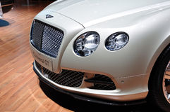 Bentley Continental GT on IAA Frankfurt 2011 Stock Images