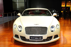Bentley Continental GT Mulliner Royalty Free Stock Photos