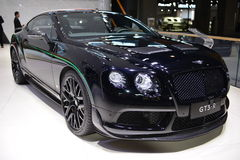 Bentley Continental GT3-R sports car Stock Photography