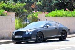 Bentley Continental GT Stock Image