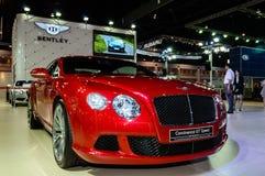 Bentley Continental GT Speed. Stock Images