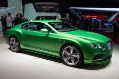 Bentley Continental GT Speed car Stock Photos