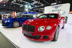 Bentley continental GT speed, Luxury car Stock Photography