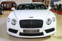 Bentley Continental GT V8. Stock Images