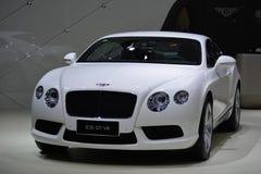 Bentley Continental GT V8 sports car Royalty Free Stock Photos