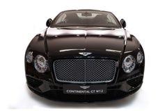 Bentley Continental GT W12 Fotografering för Bildbyråer