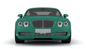 Bentley continental gt Stock Photos