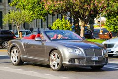 Bentley Continental GTC Royalty Free Stock Image