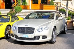 Bentley Continental GTC Stock Images