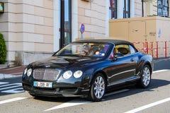 Bentley Continental GTC Royalty Free Stock Photos