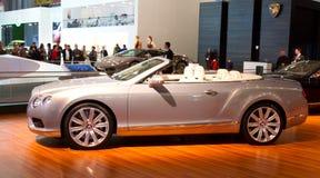 Istanbul Auto Show 2012 Stock Photo