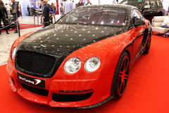 Bentley Continental Supersports Stock Photos