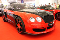 Bentley Continental Supersports Royalty Free Stock Image