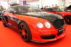 Bentley Continental Supersports Stock Image