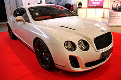 Bentley Continental Supersports Royalty Free Stock Photo