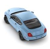Bentley Continentale SS (2010) Stock Afbeelding