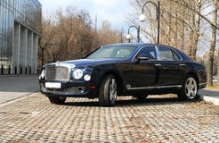 Bentley Royalty Free Stock Photography