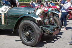 Bentley 1928 3/8 di litro Immagine Stock